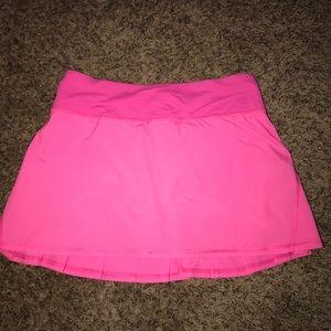 Lululemon Skirt with Undershorts Size 4